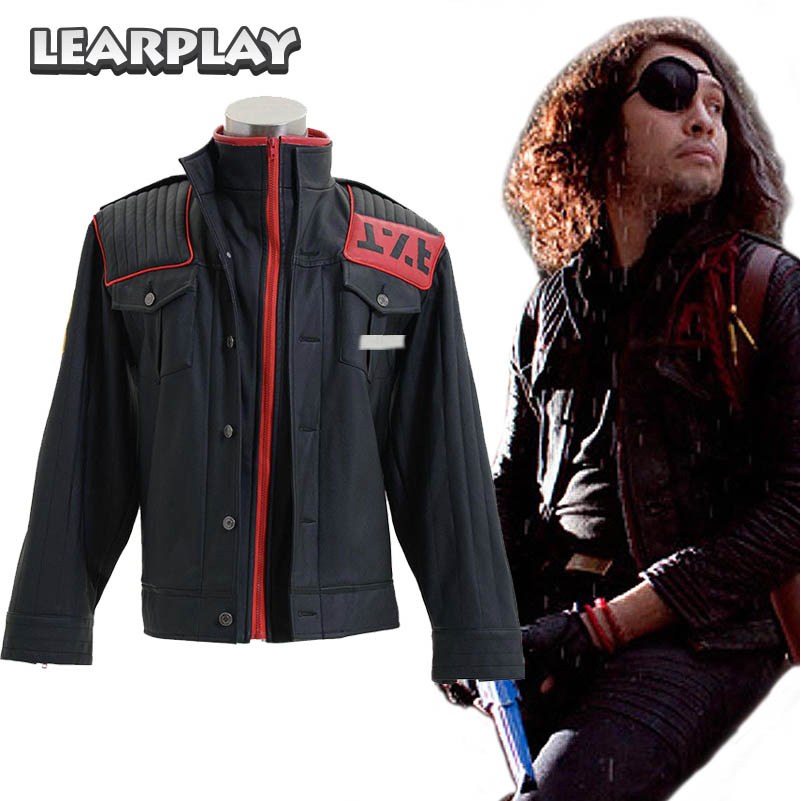 My Chemical Romance Jacket Danger Days Jet Star Cosplay Costume Men Coat Punk Suit Halloween Outfit