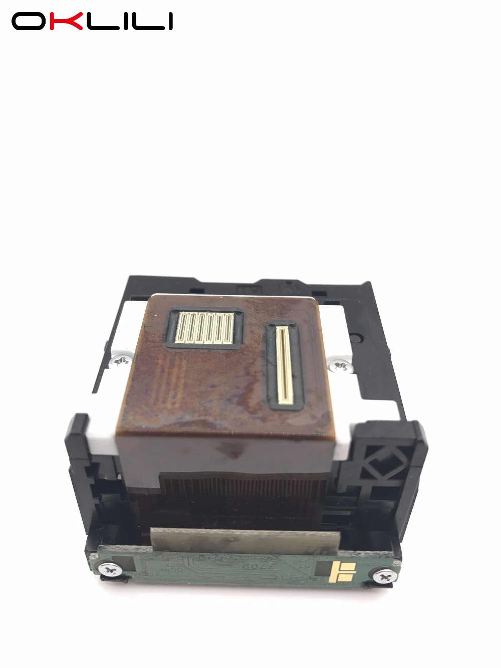 OKLILI ORIGINAL QY6-0068 QY6-0068-000 Printhead Print Head Printer Head for Canon PIXMA iP100 qy6 0069 qy6 0069 qy60069 qy6 0069 000 printhead print head printer head remanufactured for canon mini260 mini320