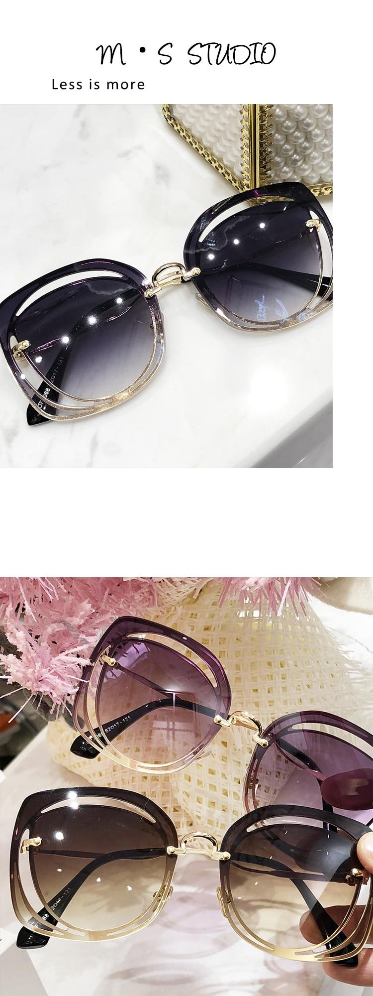 7647b42a8b3 2018 Women Luxury Sunglasses UV400 – Sellimart