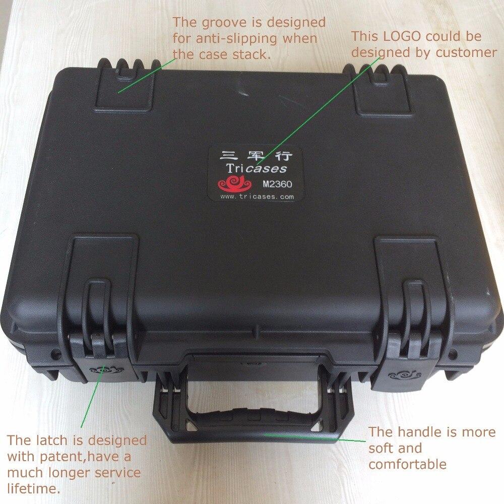 Watertight  3G Portable Mobile Enforcement Cases