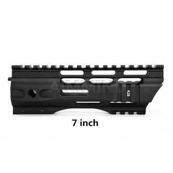 7 10 12 15 인치 M-LOK 핸드 가드 프리 플로트 슈퍼 슬림 ar 15 핸드 가드 쿼드 레일 mlok 핸드 가드 picatinny rail for m4 m16