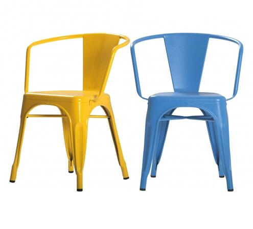 YINGYI Free Shipping Iron Dining Chair Yellow Blue White Color коньки onlitop 38 41 yellow blue 1231413