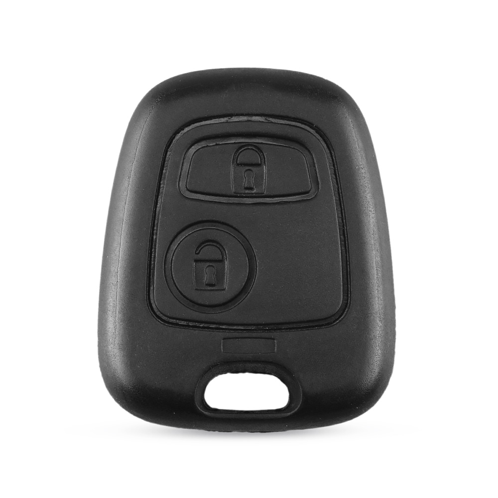 Raceleader  20X Remote Key Car Key Blade Fob Case Shell Cover For Citroen C1 C4 For Peugeot 107 207 307 407 206 306 406 1