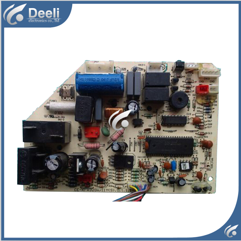 95% new Original for Midea air conditioning Computer board circuit board KFR26GW / I1Y warm and cold original for tcl air conditioning computer board used board