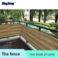 Fence shelter network HDPE Guardrail balcony terrace fence shade sun shading dust anti uv baby child protective isolation safety