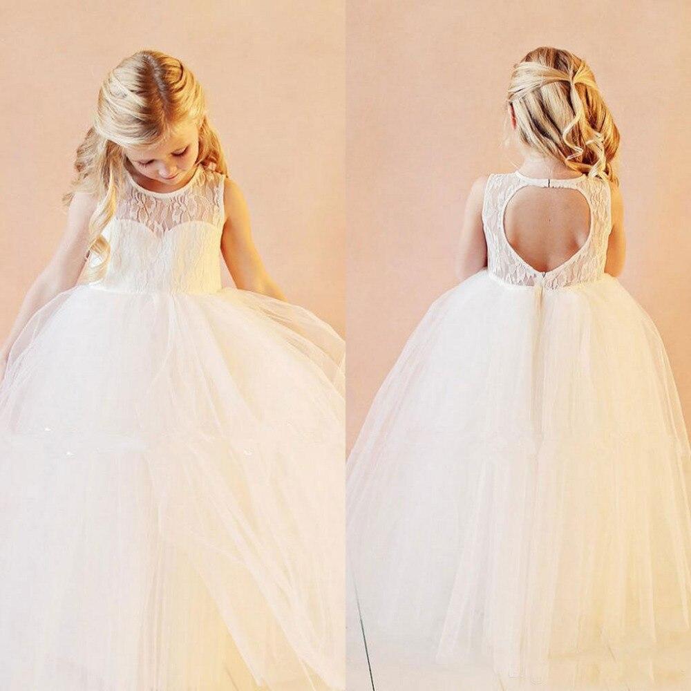 Online Get Cheap Flowergirl Dresses Ivory -Aliexpress.com ...