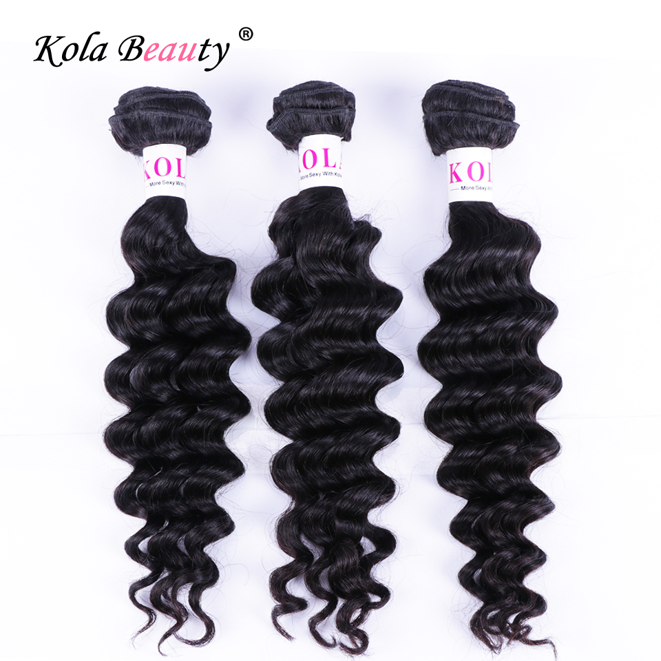 Hot Sale 10A Brazilian Deep Wave Virgin Hair,100% Hair Extension Virgin Brazilian Hair,Cheap Brazilian Curly Hair Bundles Online от Aliexpress INT