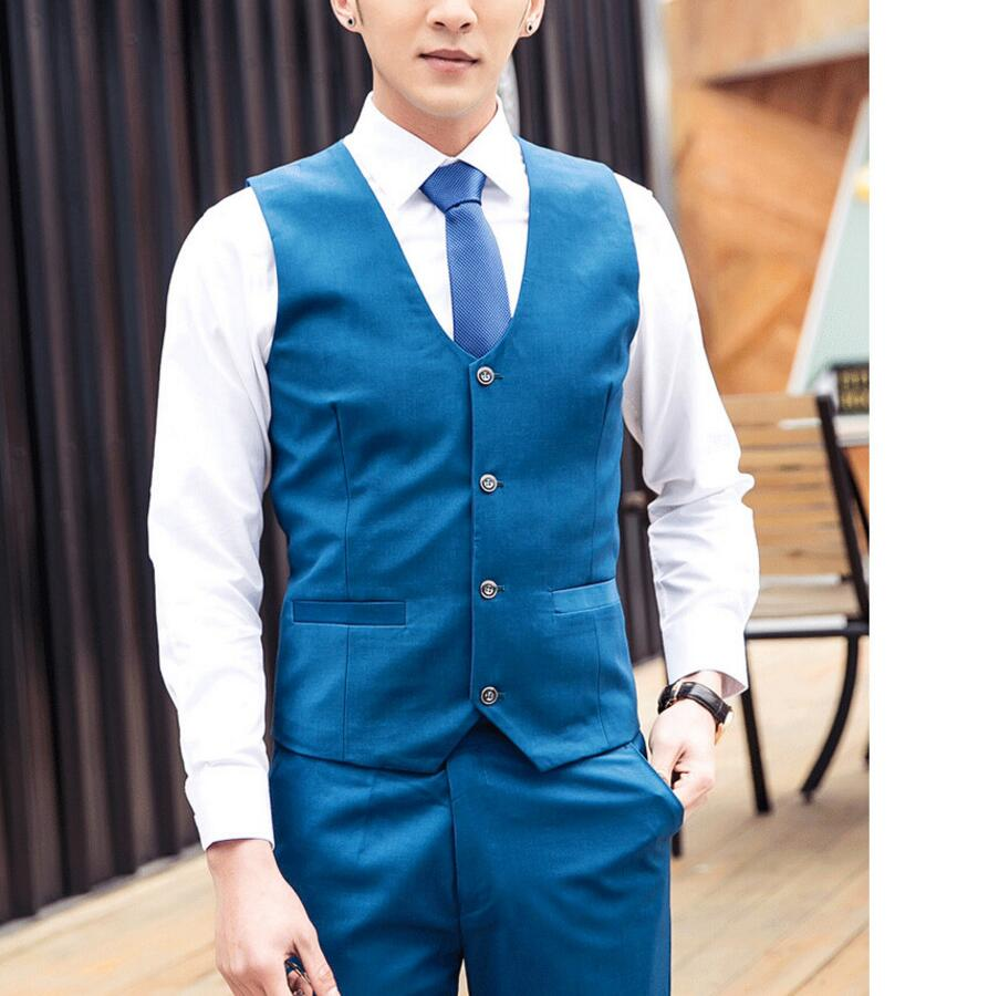 Contemporary Casual Wedding Outfit For Men Illustration - All ...