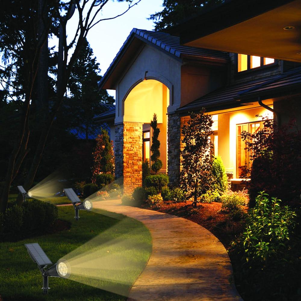 ar livre paisagem luz para patio varanda caminho deck jardim garagem 05