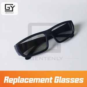 Glasses. Prop. for This Is-Link Replacement Back-Up-Product
