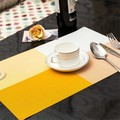4 PCS/Lot 30*45cm Square Placemats Dining Tables Place Mats Pad Tableware Utensil Restaurant Catering Accessories Supplies