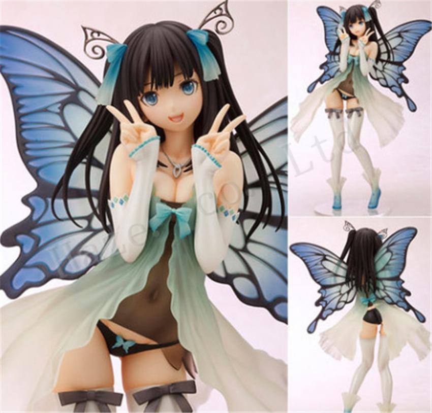 Anime 4-Leaves Fairy Daisy Tony/'s Heroine Collection 1//6 PVC Figure No Box