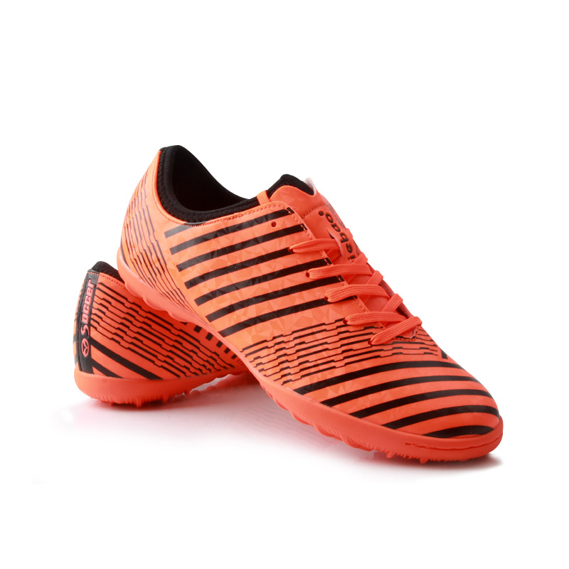 415bd16e3 TIEBAO K77051 Children Soccer Shoes Turf All Seasons Football Shoes Rubber  Outsole Soccer Boots Kids Football Boots-in Athletic Shoes from Mother &  Kids on ...