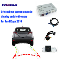 Liislee intelligent reverse Camera interface for Ford Kuga 2016 Volkswagen Jetta with parking guidelines