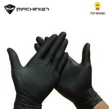 Verdicken küche hause anti-öl gummi einweg latex labor autolack spray handschuhe