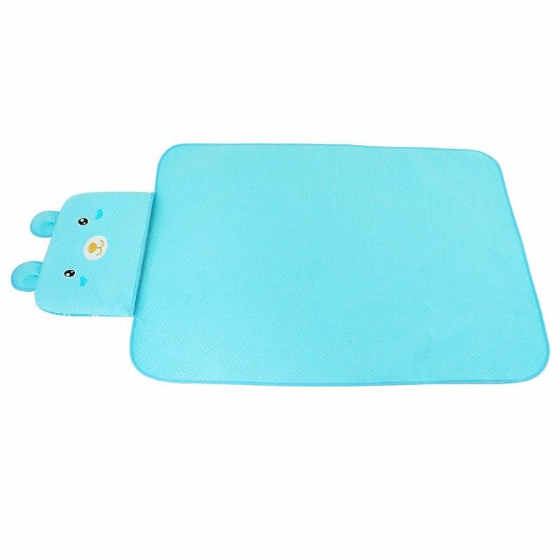 Plus fonction Portable bébé couche rembourrage stockage pliable étanche échange tampon d'urine apporter taie d'oreiller 4-6 0-3 mois