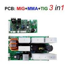 MIG TIG MMA плата сварочного аппарата 3 в 1 функции для IGBT инверторного сварщика SMART MIG-200 250 270