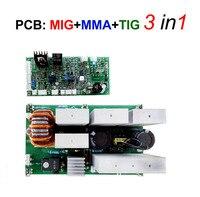 MIG TIG MMA Welding machine board 3 in 1 functions for IGBT inverter welder SMART MIG 200 250 270