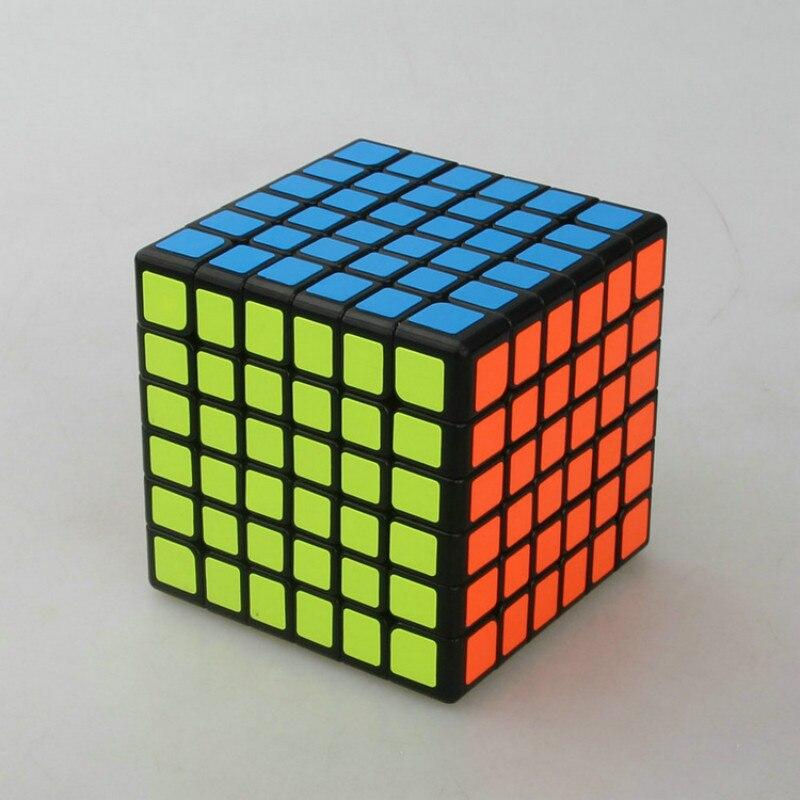 YUXIN ZHISHENG 6*6*6 Cube magique Cube magique professionnel vitesse Puzzle 6x6 Cube jouets éducatifs cadeaux