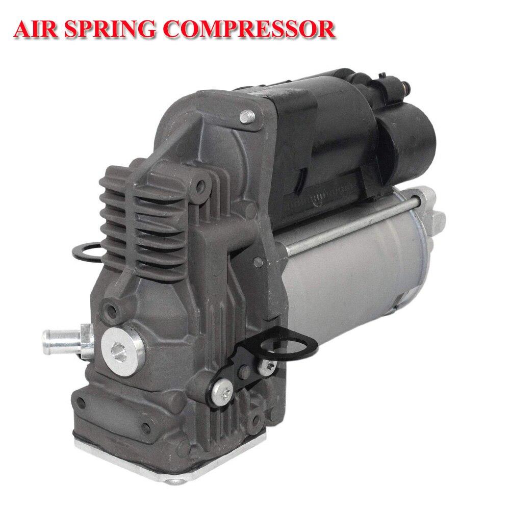 Для Mercedes benz W164 X164 ML GL Class воздушный компрессор, насос пневматическая подвеска Airmatic Весна 1643201204 1643201004 1643200204