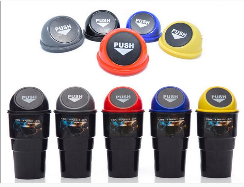 Автомобильный мусорный бак мусорная Пыль для KIA Ceed Rio k3 k5 Forte Sorento Sportage R Hyundai SOLARIS Verna IX25 IX35 IX45 Sonata 8 любой автомобиль