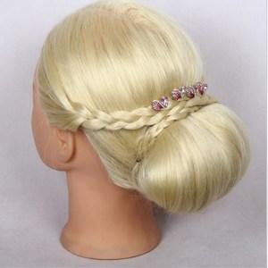 Blonde Hair Hair Mannequin Hea
