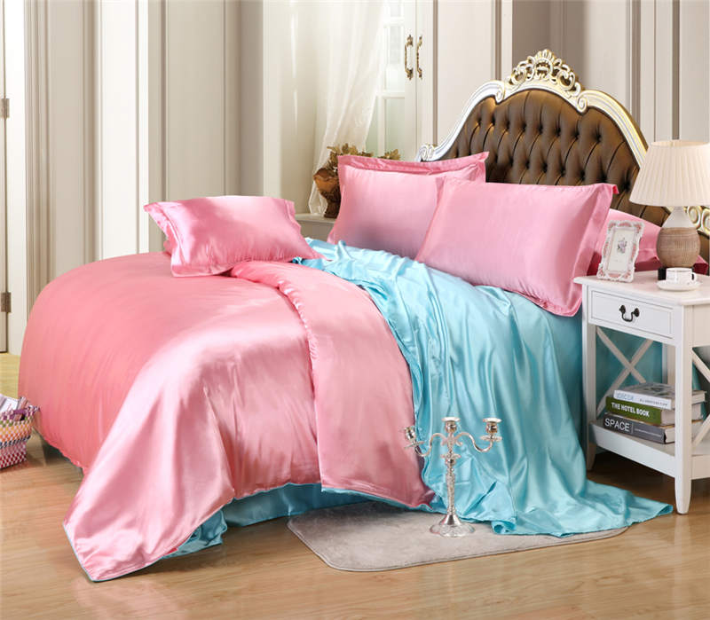 aqua pink bedding duvet covers sets silk/cotton twin full queen king size bedspreads girls 6-7 pieces 500TC woven Chinese Royalaqua pink bedding duvet covers sets silk/cotton twin full queen king size bedspreads girls 6-7 pieces 500TC woven Chinese Royal