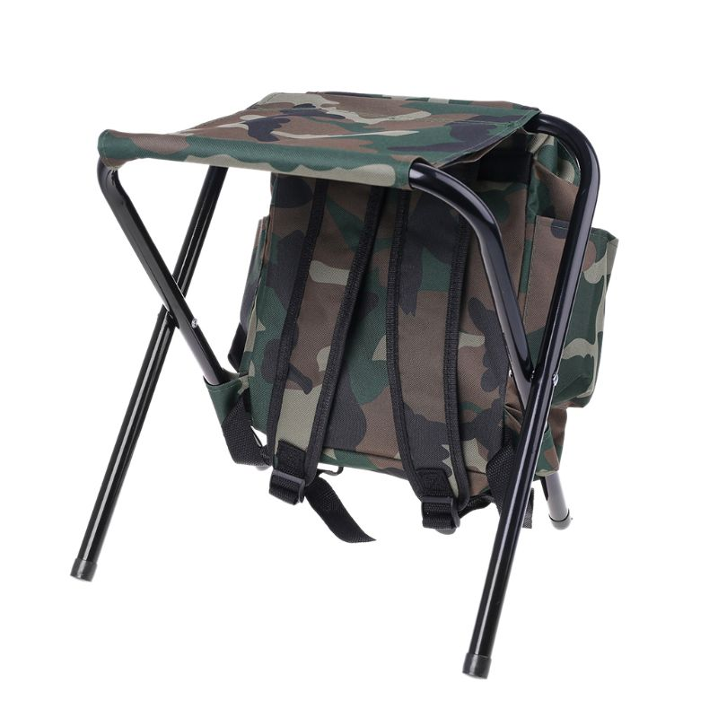 Outdoor Furniture Ultralight Folding Camping Chair Furniture Backpack Stool Compact Lightweight Bag For Fishing Travel Hiking Beach Online Shop