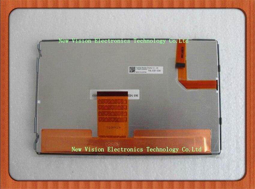 LT080CA38300 Original 8 inch Car LCD Screen Module For GPS Navigation
