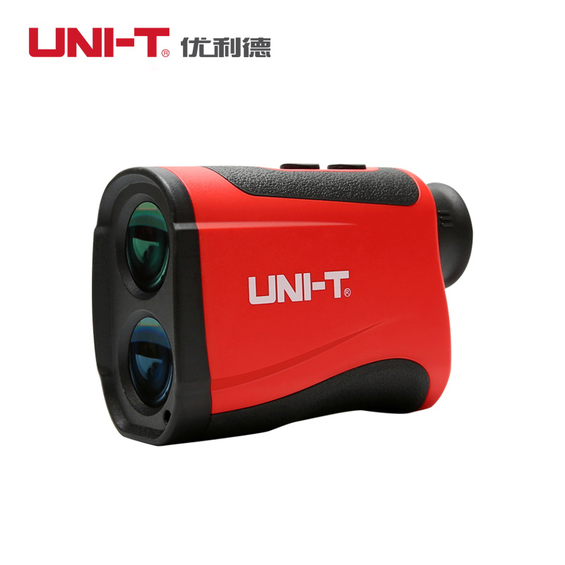 UNI T LM600 Telescope Laser Distance Meter Laser Rangefinder Range Finder Telescope Measured Measuring speed angle hunting Golf