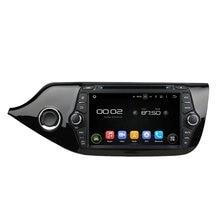 otojeta car dvd player gps navigator for Kia Ceed 2014 octa core android 6.0 2GB RAM 32GB ROM stereo BT/radio/obd2/tpms/camera