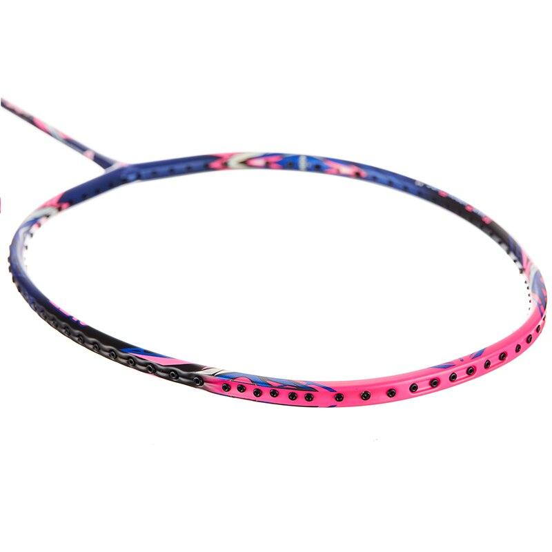 2018 Kawasaki Original Badminton Racket King K8 Attack Type T Head Fullerene Carbon Fiber Racquet For Intermediate Players