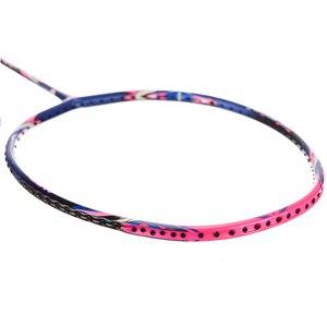 Image 4 - 2018 kawasaki original raquete de badminton rei k8 ataque tipo t cabeça fullerene fibra carbono raquete para jogadores intermediários