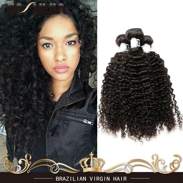 8a Mink Brazilian Hair Kinky Curly Brazilian Wavy Curly Hair Curly