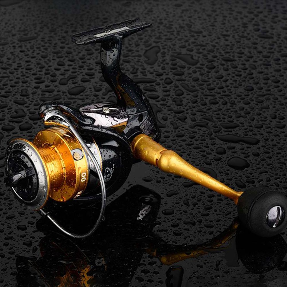 15 Axis Gapless Double Ring Sea water Proof Spinning Fishing Wheel Fishing Reel in Fishing Reels from Sports Entertainment