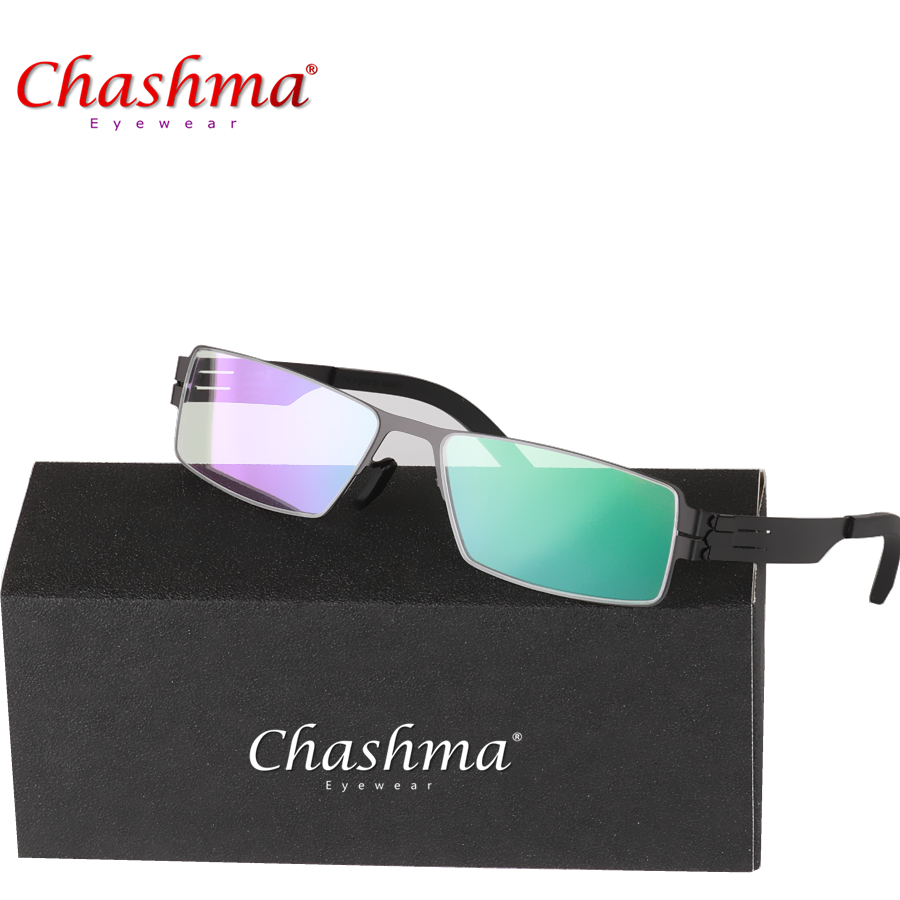 Kualitas tinggi Kacamata Frame IC Kacamata Frame Merek Ultra Cahaya - Aksesori pakaian - Foto 2