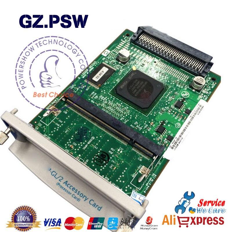 Original GL/2 Card GL2 Card Formatter Card CH336-80001 CH336-67001 CH336-60001 For HP DesignJet 510 510PLUS HP510 510 510PS