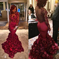 Rihanna vestido real ano novo 2017 elegante/graça celebridade vestidos a line frisado lantejoulas tulle as costas abertas organza padrão código prom