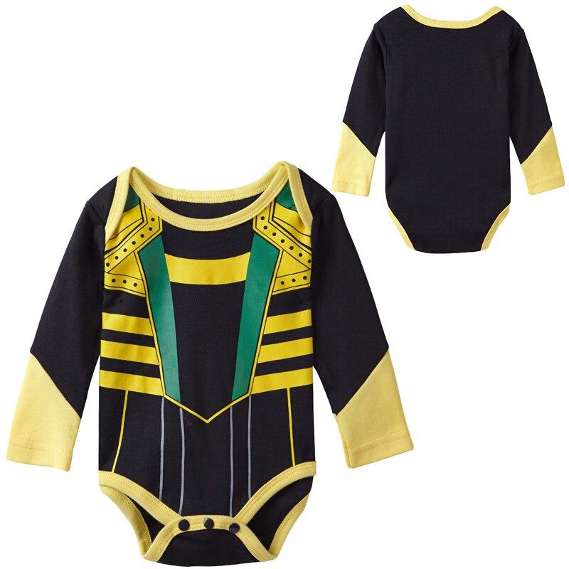 newborn baby boy loki costume bodysuit infant party