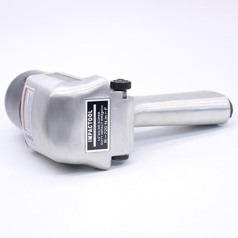 Kiváló minőségű nagy teherbírású, 1/2 hüvelykes pneumatikus - Elektromos kéziszerszámok - Fénykép 4