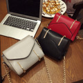 2017 New Korean Xiekua Fashion Handbag Shoulder Bag Bag Bag All-match Small Chain Explosion