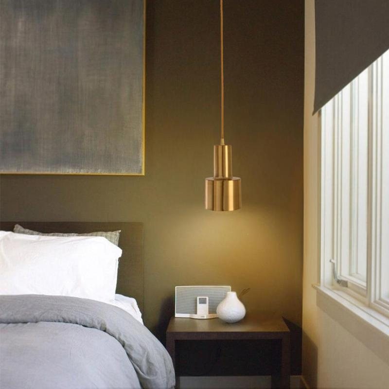 Modern Denmark Simple Small Chandelier Nordic Personality Gold Study Living Room Cafe Bar Counter Restaurant Decoration Light S2 nordic post modern denmark creative chandelier art crown bar coffee shop decoration light dining lights