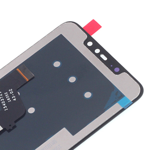 Image 5 - Original LCD For Xiaomi Redmi Note 6 Pro LCD Display Touch Screen Digitizer Assembly for Redmi Note 6Pro Repair Parts with Frame