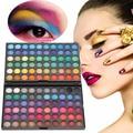 Profesional 120 Colores de sombra de ojos Corrector Paleta de Sombras de Ojos Mate Shimmer Sombras Maquiagem Cosméticos