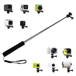 Image 4 - Selfie يده عصا قابل للتعديل تصغير كاميرا Monopod ل GoPro بطل 6/5