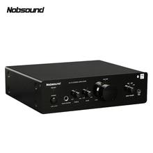 Nobsound PM1 Bluetooth 20 Вт маленький домашний аудио усилитель чистый HIFI 2,0 домашний мини настольный цифровой усилитель