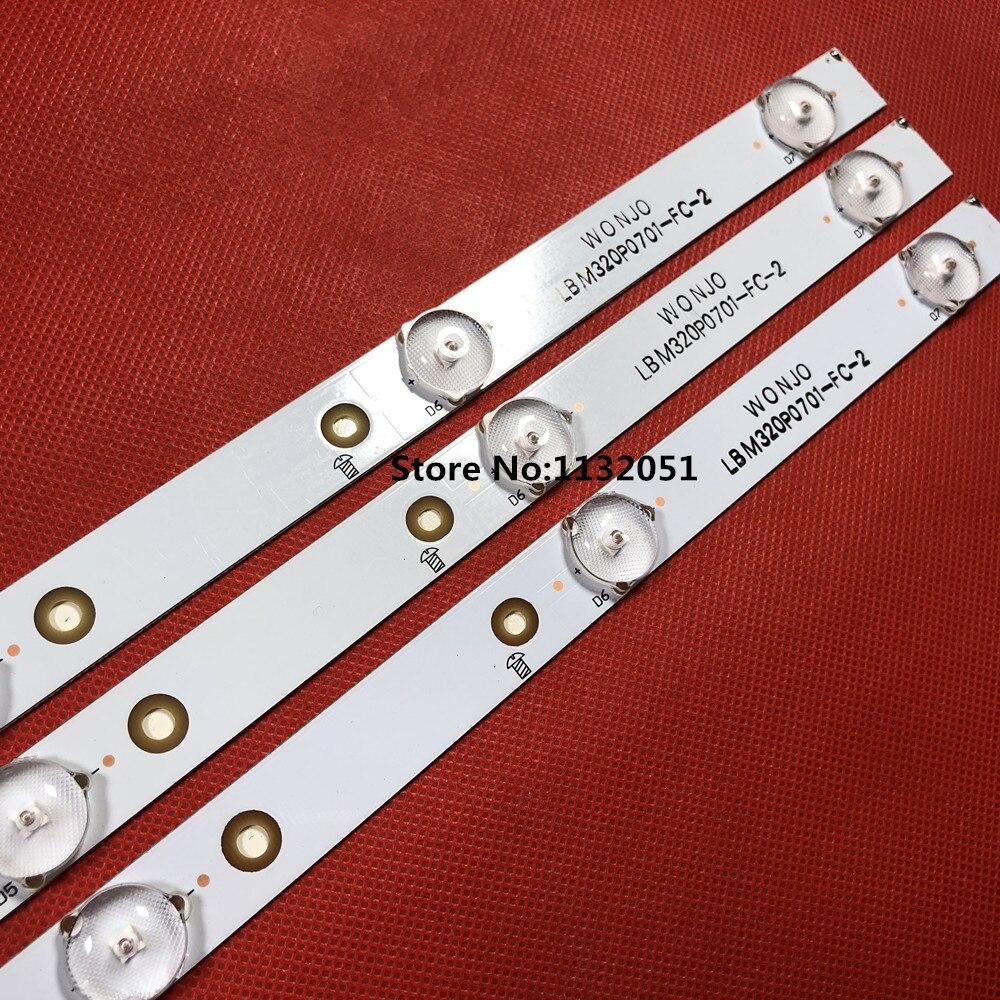 1set = 3 komada LBM320P0701-FC-2 Zamjenske LED stražnje svjetlosne - Kućni audio i video - Foto 4