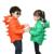 Crianças Dinossauro do Menino Estilo Outwear Casaco Da Menina das crianças Down & Parkas outono Inverno Tops Para O Miúdo Animal Bonito Quente Grosso Infantil Outfit