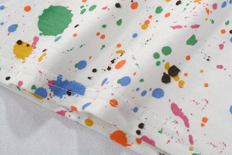Kids T shirt Crown Doodle for Children T-shirt Summer Cartoon Boys Tees Clothes Gift Boy T shirt baby Tops 1-10T