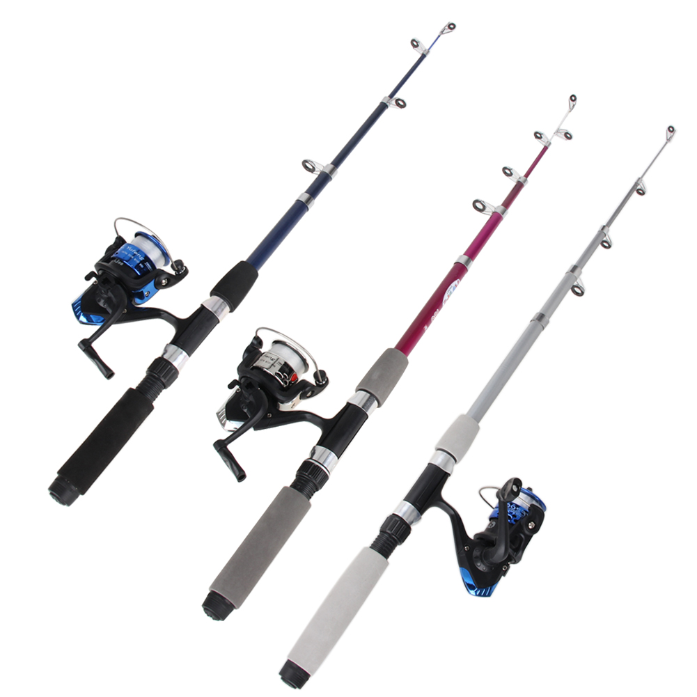 1 5m 1 8m fishing rods reels kit floats outdoor fishing for Fishing rod set